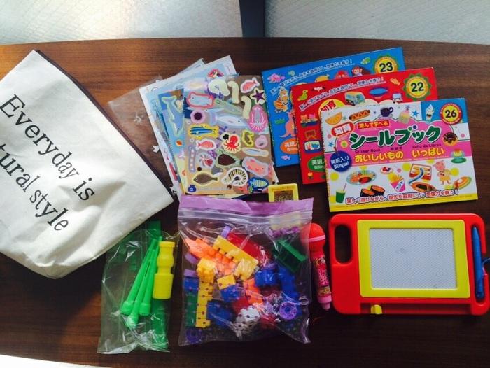 赤ちゃん・子どもと一緒に、新幹線での移動も楽しくするコツ♪の画像1