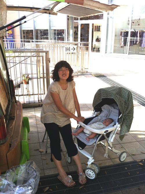 赤ちゃん連れで移動カフェオーナーに挑戦のタイトル画像