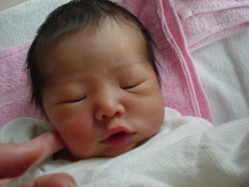 0ヶ月の赤ちゃんのタイトル画像