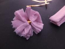 親子で作ろう!春にオススメ手作り「八重桜」の画像5