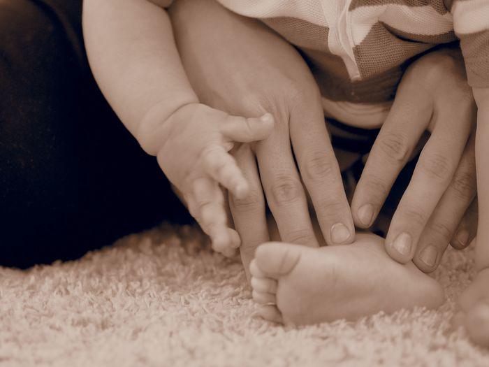 赤ちゃんへ温もりと愛情のプレゼント♡ベビーマッサージをしてみませんか?の画像2