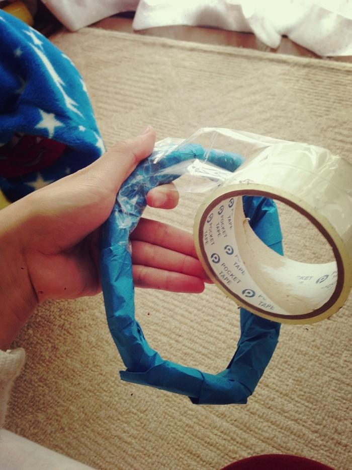 輪投げを手作りしよう!家にあるもので簡単、かわいい輪投げの作り方の画像7
