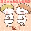 4月は新しい生活がスタート!子どもたちにとってもドキドキわくわく!【No.1】おじゃったもんせ双子のタイトル画像