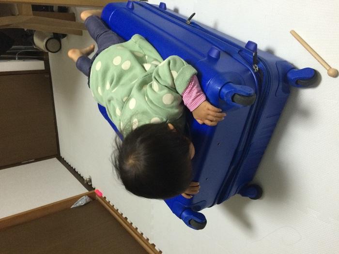 子連れ海外旅行☆スーツケースに入れていく持ち物は?の画像1