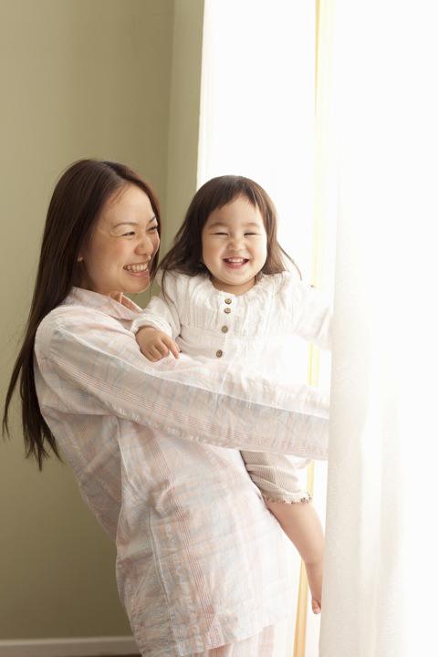 抱っこママの頑張りすぎないオシャレの楽しみ方の画像3