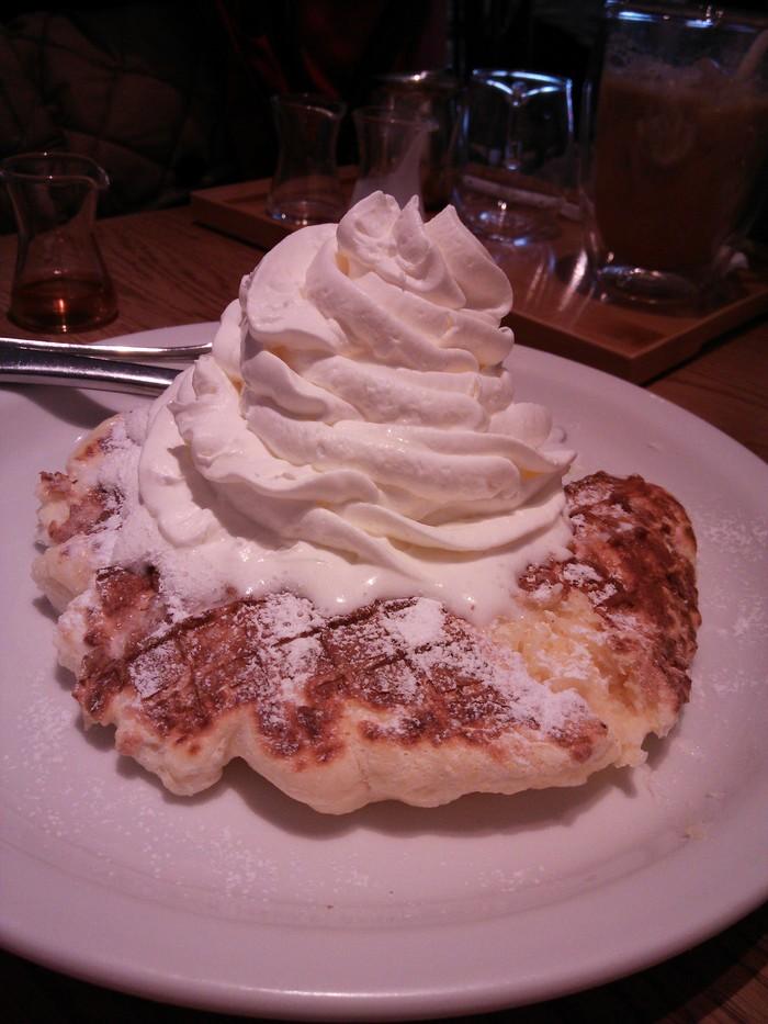 自由が丘で子連れでも本格的珈琲とワッフルパンケーキが楽しめるお店!!の画像6
