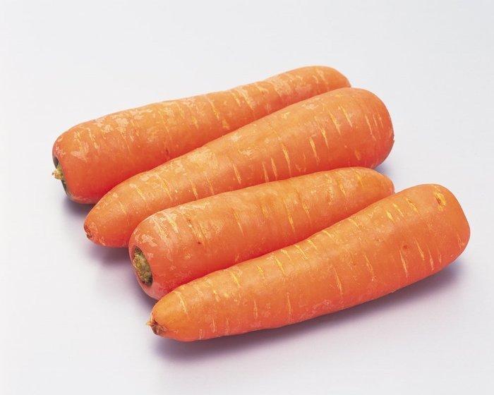 離乳食レシピ~ゴックン期編~ 人参ペーストの画像1