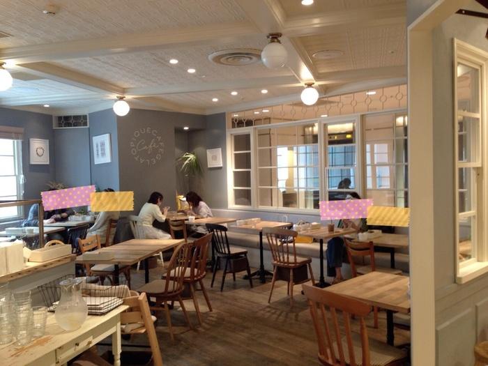 子連れランチに!渋谷の穴場スポット『ジェラートピケカフェ』の画像4