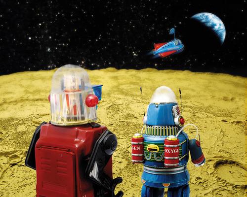 """工作や機械好きな親子必見!最新テクノロジーに触れる """"旅するテクノおもちゃ屋台""""に行ってきました!のタイトル画像"""