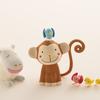 育児スキルが高すぎる!NHKアニメ「おさるのジョージ」黄色い帽子のおじさんから学ぶ幼児との接し方のタイトル画像