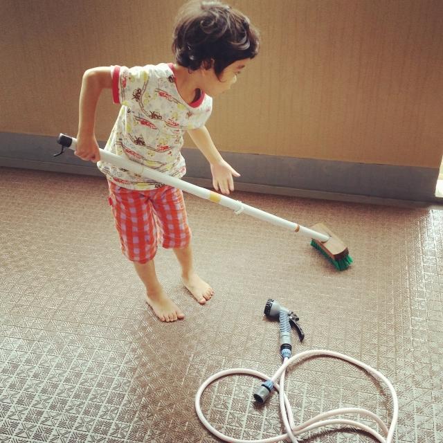 子どもの責任感を育てる!お手伝いのススメの画像1