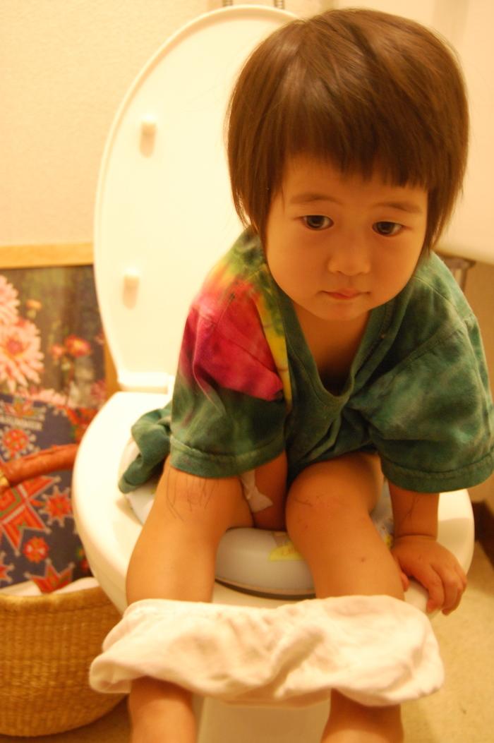 トイレトレーニングとは違う!おむつなし育児のすすめ♡の画像2