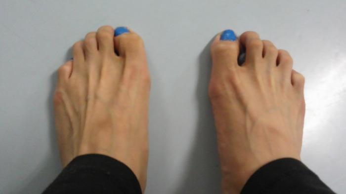 足のゆがみ・疲れを予防する!足指エクササイズと立ち方の画像2