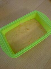 野菜不足が気になるお子さんに!レンジで作る混ぜるだけ人参蒸しパンの画像1