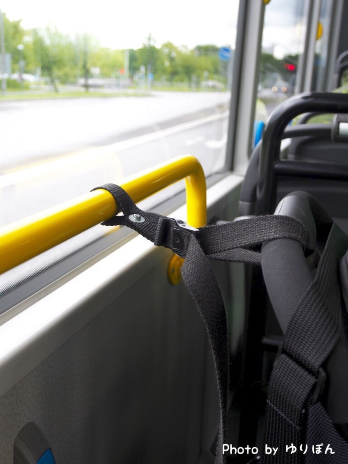 ベビーカー車両がある!?赤ちゃん連れにも優しい国、スウェーデンのバスや電車のお出かけ事情の画像2