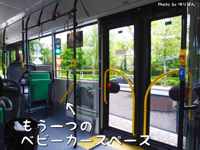 ベビーカー車両がある!?赤ちゃん連れにも優しい国、スウェーデンのバスや電車のお出かけ事情の画像3