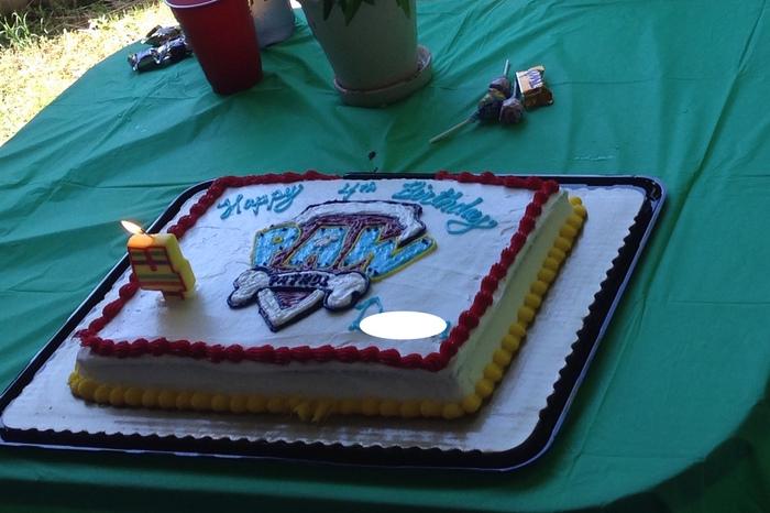 アメリカの誕生日パーティー~お友達の自宅で開かれる誕生日パーティーってどんな風なの?~の画像2