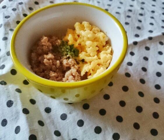 簡単!フワフワ♪子どもも食べやすい鶏そぼろの作り方の画像4