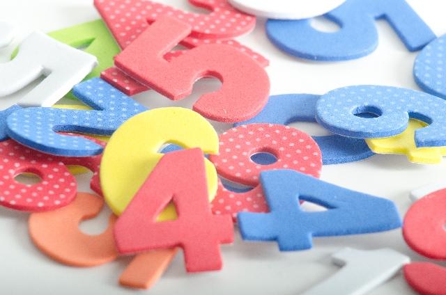 【お家で幼児教育】お家でできる!1歳~2歳の英語遊び~英語の数字で遊ぶ3つのコツ~ の画像1