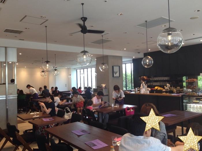 子連れランチで女子力UP♡梨花さんプロデュースのカフェ グルグルリーファーとは?の画像1