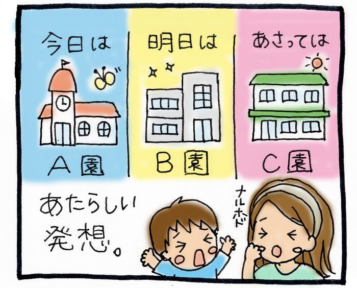 【幼稚園選び体験談】子どもに合う幼稚園を選ぶポイントとは?の画像2