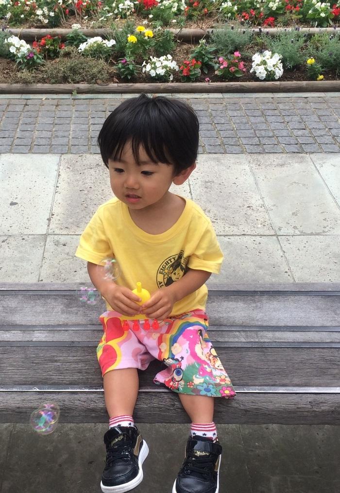 元気いっぱい遊んで夜もぐっすり!我が家の2歳息子がお気に入りの外遊びの画像4
