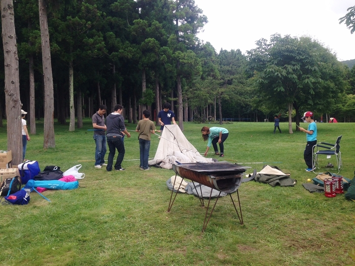 2歳の子連れキャンプ!キャンプ初心者でも楽しめたオートキャンプ場でのキャンプ体験談の画像1