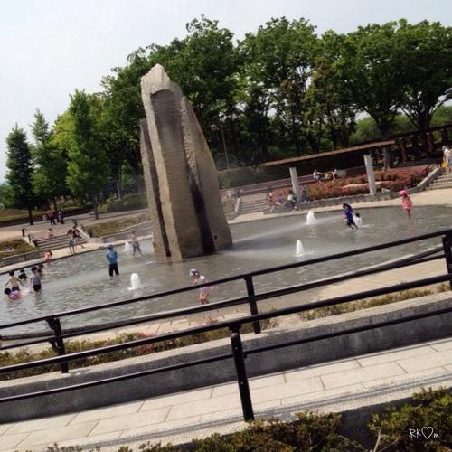 親子で公園へ行こう♪ 水遊びもできる、あきるの市・秋留台公園の魅力のタイトル画像