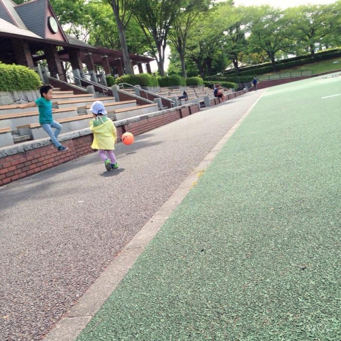 親子で公園へ行こう♪ 水遊びもできる、あきるの市・秋留台公園の魅力の画像3