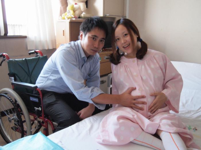 つわりや切迫早産で出産前に入院安静!そんな時こそ病院でマタニティフォトで出産までを前向きに過ごそう!の画像2