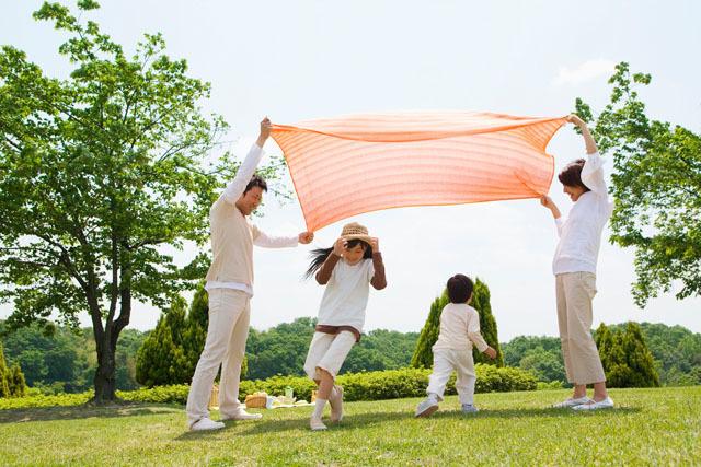 裸足で力いっぱい遊べる新宿御苑!子連れで新宿御苑を楽しむ方法の画像2