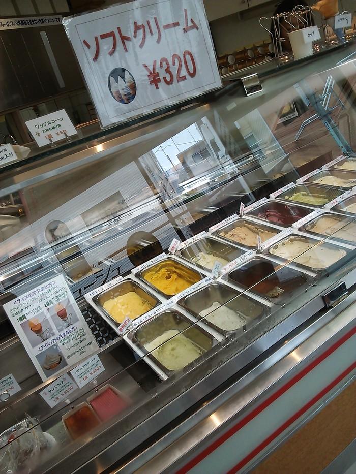 夏季限定!作りたてのアイスクリームを食べに自由が丘へ行こうの画像1