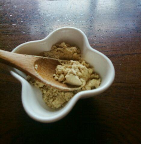 きなこを使った簡単レシピ!混ぜるだけ、かけるだけで子どものおやつが栄養満点に!のタイトル画像