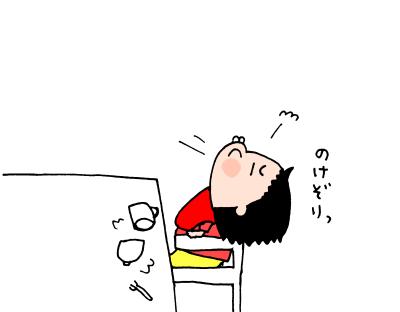 2歳手前遊び食べをするムスメ…これは譲れない!遊び食べに対する母の姿勢は ハナペコ絵日記<14>の画像4