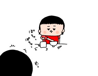 2歳手前遊び食べをするムスメ…これは譲れない!遊び食べに対する母の姿勢は ハナペコ絵日記<14>の画像8