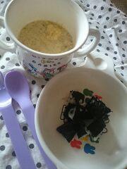 3分で出来る子どもの朝ごはん!栄養バランスの取れた手づかみ朝食レシピのタイトル画像