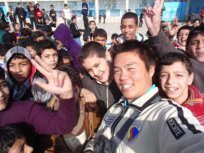 世界の学校を覗いてみよう!ヨルダン・パレスチナ難民の学校のエネルギッシュな子どもたちの画像3
