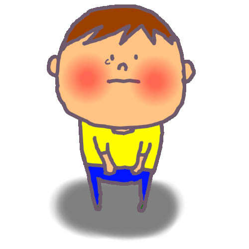 【男の子ママ体験談】息子に「おちんちんが痛い」と言われたら・・?のタイトル画像