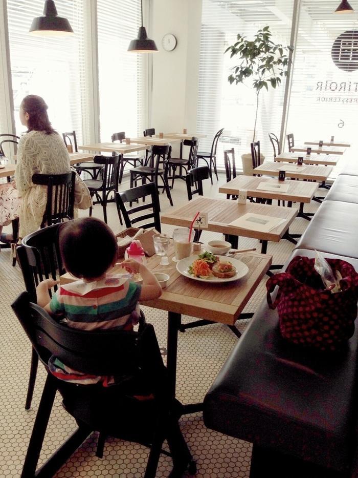 買い物途中に子連れでランチ♪二子玉川のLtd.cafeをオススメしたい理由♡の画像2