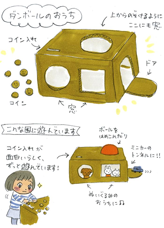 家にあるもので簡単にできる!手作りおもちゃ3選♪の画像1