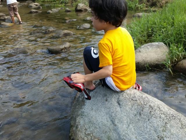 「超薄味のカレー」「水の出ない蛇口」・・・。全てが初体験のサマーキャンプで、子どもはこう成長する!の画像3