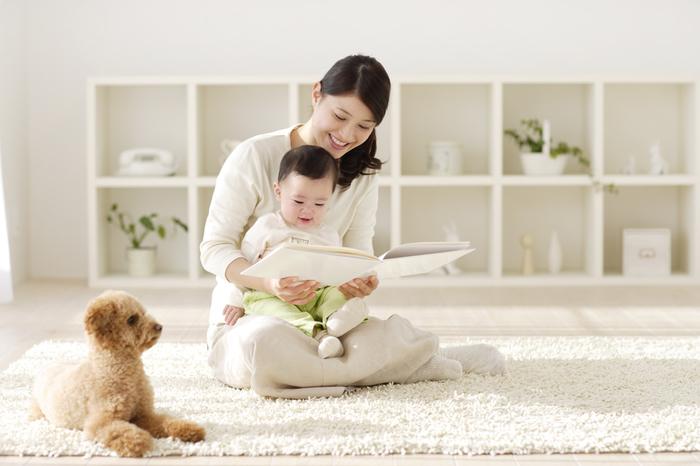 赤ちゃんが生まれた時、人間嫌いの犬はどう反応したのか?の画像1