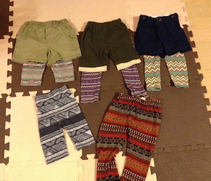 夏服を秋服に変身させちゃおう!子供の秋ファッションに使えるアイテム5選の画像3