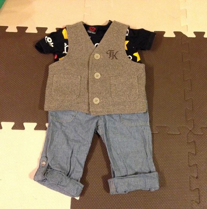 夏服を秋服に変身させちゃおう!子供の秋ファッションに使えるアイテム5選の画像1