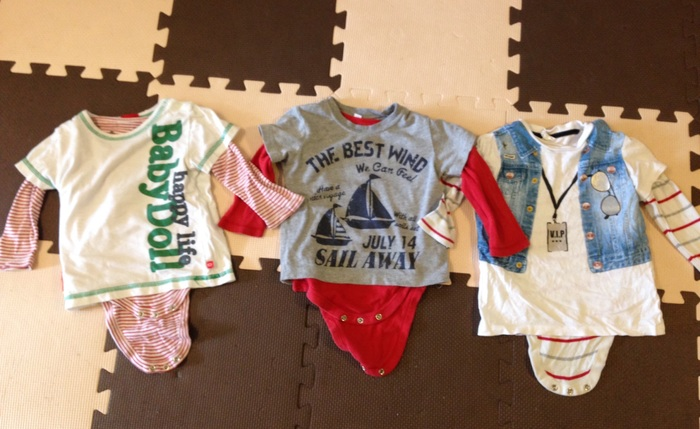 夏服を秋服に変身させちゃおう!子供の秋ファッションに使えるアイテム5選の画像2