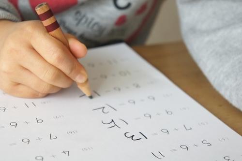 気になる小学校入学準備!幼児に「数」を教える方法、4ステップ!のタイトル画像