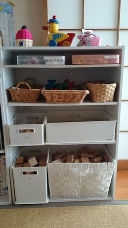 【年齢別】子どものやりたい!を叶えるおもちゃ収納のコツの画像2
