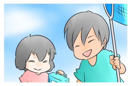 子どもたちにとっては天国、母には地獄・・・!?夏の醍醐味と言えばもう一つアレが! ~空色日和~のタイトル画像