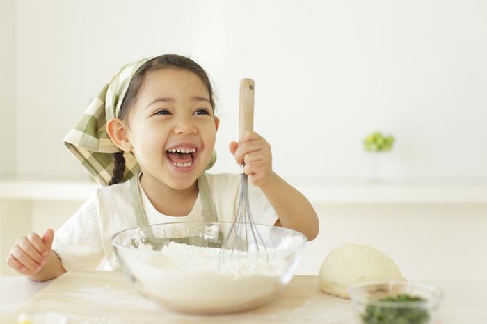 こねずにパンができる!?不器用ママでもできる手作りパンの画像1