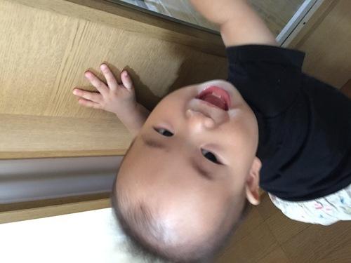 【完全保存版】事故を防げ!赤ちゃんが9ヶ月になったらパパが本気出すべき「3つの安全対策DIY」のタイトル画像